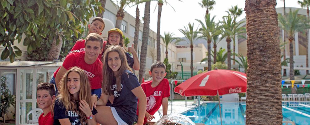 f950696c9 Catálogo de Campamentos Kids & Teens - Idiomas SHEFFIELD