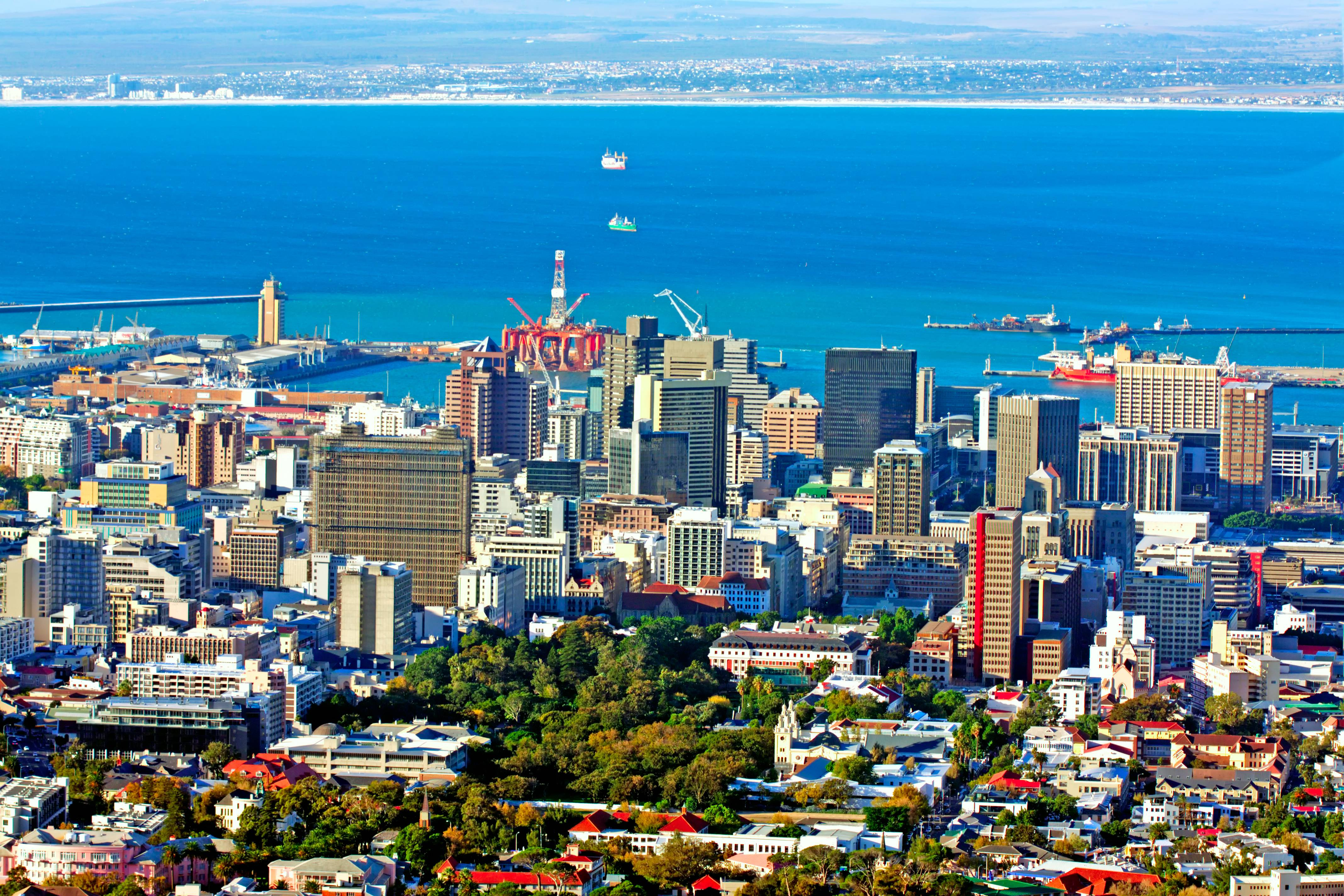 Ciudad del Cabo - Idiomas SHEFFIELD