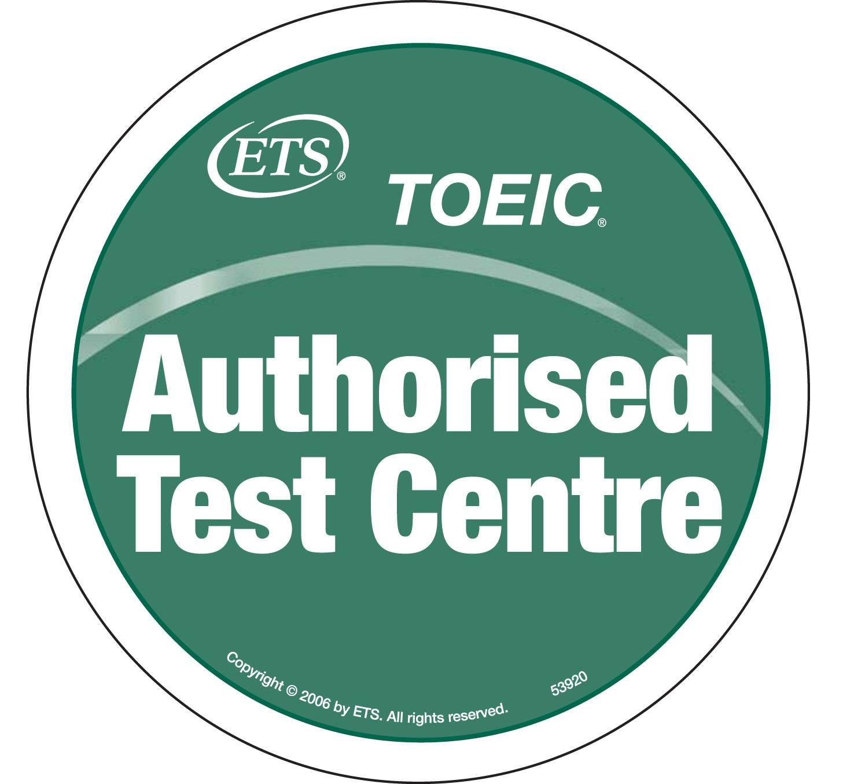 TOEIC authorised centre