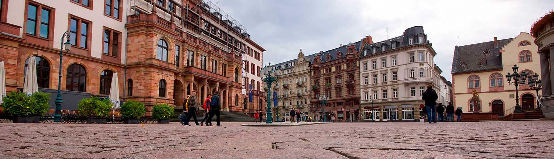 Curso de Alemán en Wiesbaden