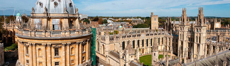 Curso de inglés en Oxford (residencia)