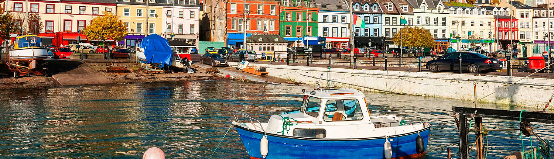 Curso de inglés en Cork (residencia)