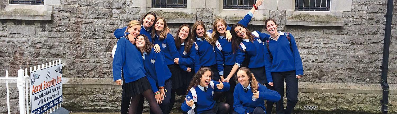 Inicio de curso Escolar en Irlanda