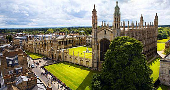 Curso de inglés en Cambridge