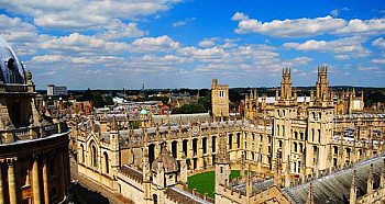 Curso de inglés en Oxford (familia)