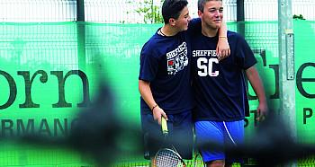 Tennis Camp Irlanda