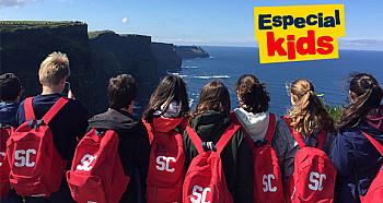 Curso de inglés en Galway para kids