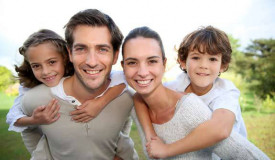 Inmersión en familia americana